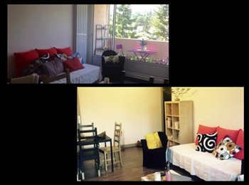 Appartager FR - T3 - Location 4 mois - Balcon, Champagne-au-Mont-d'Or - 440 € /Mois