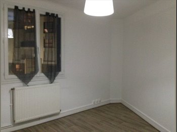 Appartager FR -  2 Chambres dispo. Coloc Mairie Aubervilliers TBEG , Aubervilliers - 500 € /Mois