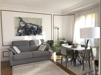 Appartager FR - BECON - Chambre meublé de 13m², Courbevoie - 550 € /Mois