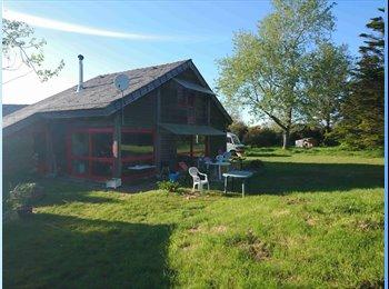Appartager FR - Maison a 15 min de Brest, Loperhet - 280 € /Mois
