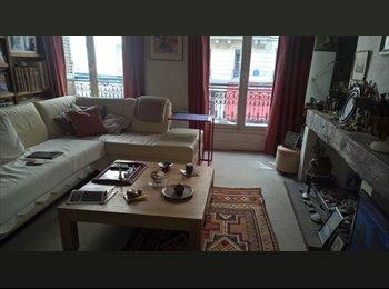 Appartager FR - Chambres, Paris - Ile De France - 600 € /Mois