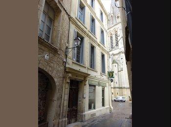 Appartager FR - COLOCATION dans F3 de 70 m2 Place Ste Anne  MONTPELLIER, Montpellier - 480 € /Mois