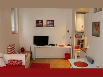 Appartager FR - Appartement 1 piece meublée Paris 6eme, 600€, 6ème Arrondissement - 600 € /Mois