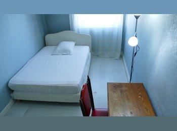 Appartager FR - chambre spacieuse. Etudiant / salarié, Bagnolet - 450 € /Mois