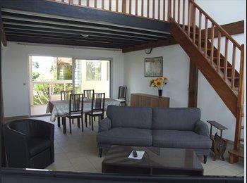 Appartager FR - Appartement plein sud, sans vis à vis, au 1ier étage d'un petit immeuble., Les Essarts-le-Roi - 410 € /Mois