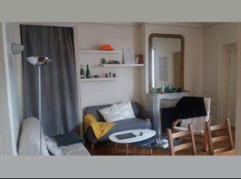 Appartager FR - Grande chambre dans une colocation - 60m2, Saint-Mandé - 800 € /Mois