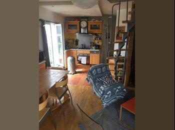 Appartager FR - Chambre  lumineuse surnommée la canopée, 5ème Arrondissement - 500 € /Mois