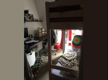 Appartager FR - Pour juin et juillet : sous location chambre dans colocation dans le 17ème appartement de 100m2, 17ème Arrondissement - 600 € /Mois