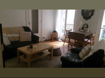 Appartager FR - Colocation Paris 11, 11ème Arrondissement - 725 € /Mois