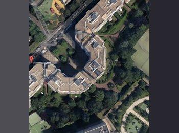 Appartager FR - F5 résidentiel + 2SdB + 2 WC, Puteaux - 3900 € /Mois
