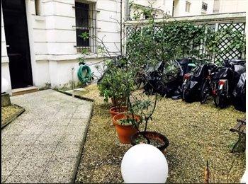 Appartager FR - Paris 12 - Chambre a louer pour  court terme , Saint-Mandé - 600 € /Mois