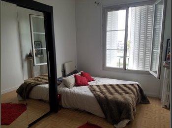 Appartager FR - Appartement 3 pièces de 50 m², Gentilly - 850 € /Mois