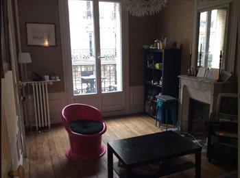 Appartager FR - Chambre dans colocation Paris 17ème, 17ème Arrondissement - 690 € /Mois