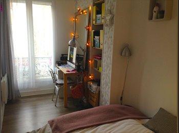 Appartager FR - Superbe 4 pièces Art Deco Batignolles Balcon, 17ème Arrondissement - 790 € /Mois