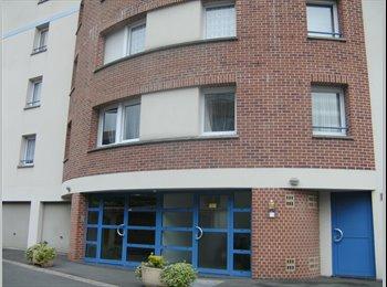 Appartager FR - Appartement 38m2 en résidence sécurisée, Armentières - 495 € /Mois