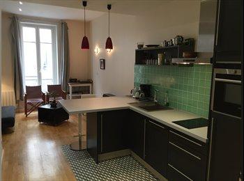 Appartager FR - Chambre 12m2 meublée 612€ tout compris, Lyon - 536 € /Mois