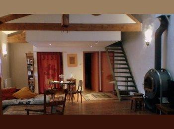 Appartager FR - Joli loft pour colocation étudiants intra-muros, Avignon - 300 € /Mois