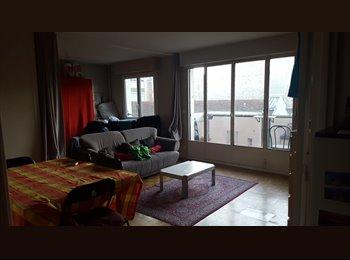 Appartager FR - Grande coloc de l'ambiance, balcon & grand salon, 15ème Arrondissement - 680 € /Mois
