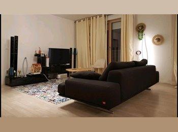 Appartager FR - Appartement  de Luxe 120 m² haut standing [2 chambres disponibles à partir de fin Mai 2017], La Plaine-Saint-Denis - 540 € /Mois