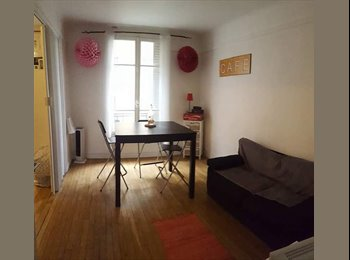 Appartager FR - Bel appartement 50 m2 bois colombes , Bois-Colombes - 495 € /Mois