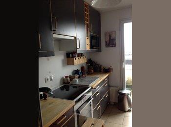 Appartager FR - Chambre meublée dans appartement, La Plaine-Saint-Denis - 600 € /Mois