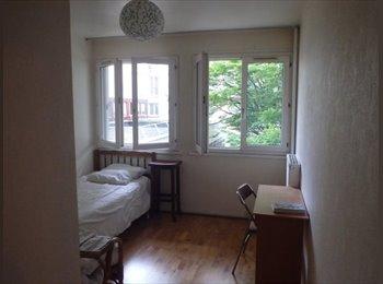 Appartager FR - Belle chambre dans Paris 19ème, 19ème Arrondissement - 560 € /Mois