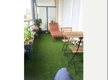 Appartager FR - Rent room at the landlord amazing flat, Aubervilliers - 590 € /Mois