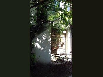 Appartager FR - Chambre dans maison juillet & août, Romainville - 450 € /Mois