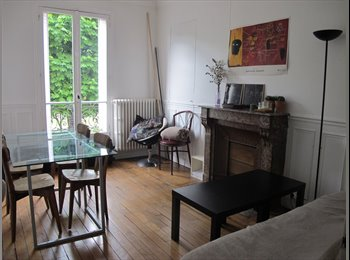 Appartager FR - Sous-location Chambre, Clichy - 530 € /Mois