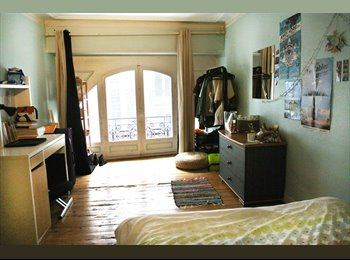 Appartager FR - Grand Appartement au centre-ville de Nantes, Nantes - 430 € /Mois