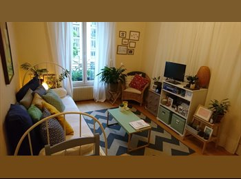 Appartager FR - Chambre à louer dans le 12e pour l'été, Saint-Mandé - 695 € /Mois