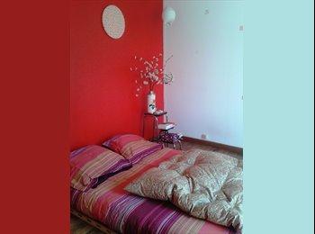 Appartager FR - Les rosiers vous accueillent du 01/07 au 15/08, Rezé - 300 € /Mois