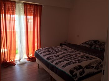 Appartager FR - Belle chambre meublé avec terrasse privée, Le Cannet - 500 € /Mois