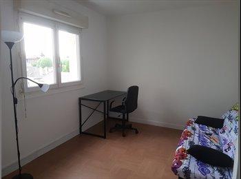 Appartager FR - chambre meublée dans le centre-ville de Villejuif, Villejuif - 345 € /Mois