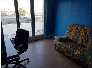 Appartager FR - chambre meublée dans le centre-ville de Villejuif, Villejuif - 462 € /Mois