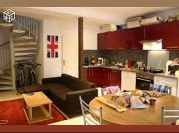 Appartager FR - Colocation à 4 fbg Madeleine Orleans, Saint-Jean-de-la-Ruelle - 430 € /Mois