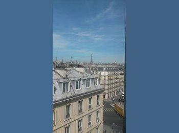 Appartager FR - Chambre sixième arrondissement , 6ème Arrondissement - 736 € /Mois