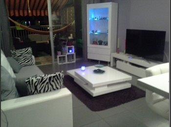 Appartager FR - Cherche colocataire pour partager appartement design et contemporain, Nice - 500 € /Mois