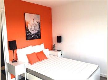 Appartager FR - Chambre moderne dans grand appartement tout confort, Strasbourg - 550 € /Mois