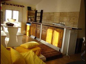 Appartager FR - Appartement très agréable donnant sur parc, Perpignan - 330 € /Mois