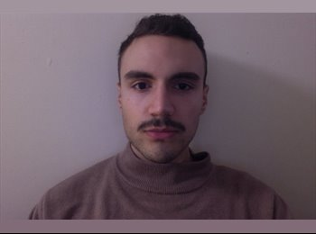 Appartager FR - Elias - 20 - Paris - Ile De France