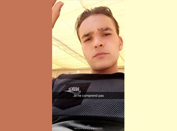 Appartager FR - Giovanni - 18 - Cannes