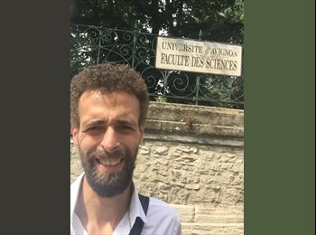 Appartager FR - Jonathan - 37 - Montpellier