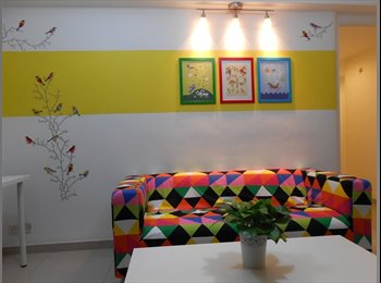 EasyRoommate HK - Serviced Apartment in TST, Tsim Sha Tsui - HKD6,500 pcm