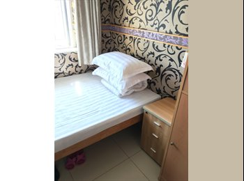 EasyRoommate HK - A double bed Room, Mong Kok - HKD5,580 pcm
