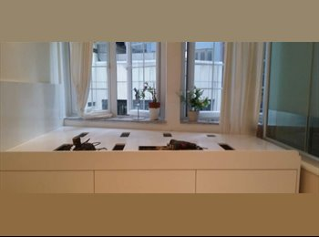 EasyRoommate HK - French Window ,double room 104, Sheung Wan - HKD11,900 pcm