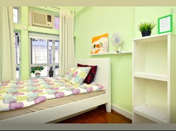 EasyRoommate HK - Large room in Sheung Wan / Central, Sheung Wan - HKD12,500 pcm