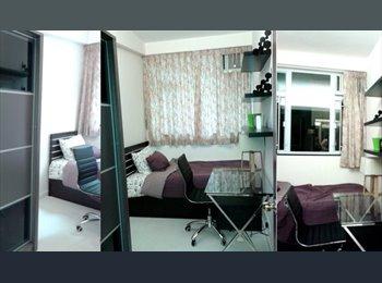 EasyRoommate HK - Spacious Apartment RIGHT NEXT to  Wan Chai MTR Station, Wan Chai - HKD8,900 pcm