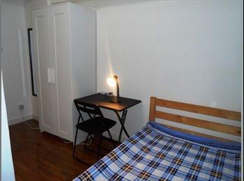 EasyRoommate HK - Wan Chai Room in Flat Share (9a), Wan Chai - HKD7,800 pcm