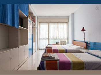 EasyStanza IT - 80 EURO A NOTTE-LAMBRATE-LEONARDO CAMPUS, Pta Venezia - Citta Studi - Lambrate - € 100 al mese